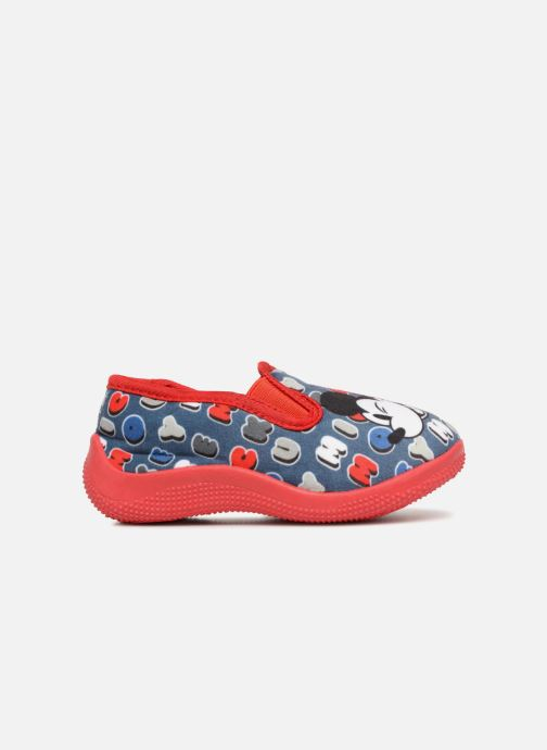 Slippers Mickey Sabal Blue back view