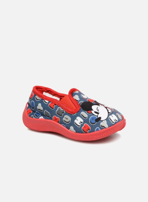 Slippers Mickey Sabal Blue detailed view/ Pair view