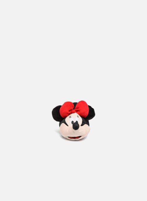 Pantuflas Minnie Sini Rojo vista del modelo