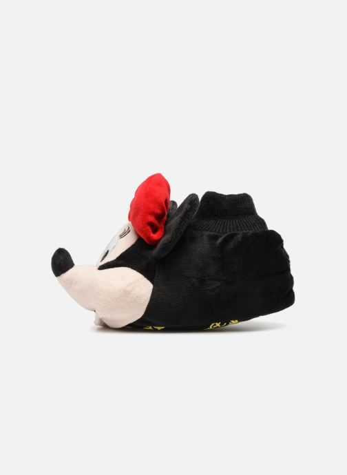 Chaussons Minnie Sini Rouge vue face