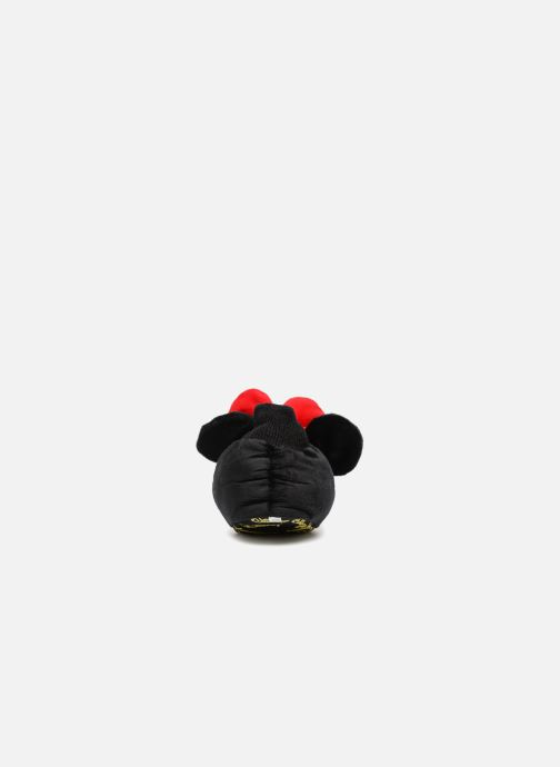 Slippers Minnie Sini Red view from the right