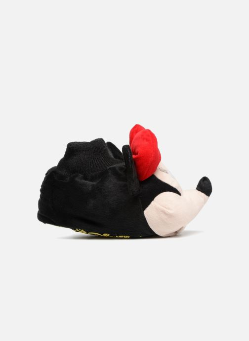 Slippers Minnie Sini Red back view