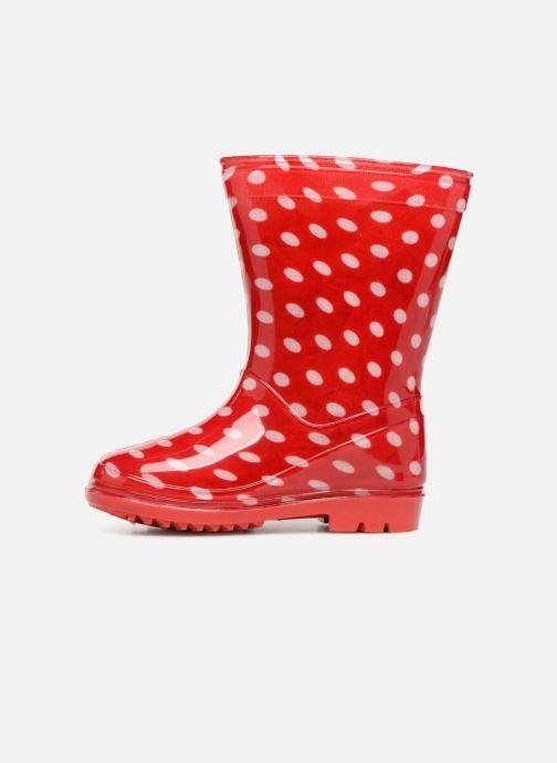 Laarzen Minnie Sabotine Rood voorkant