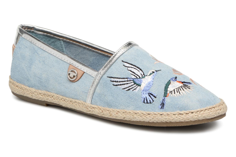 Nuevo zapatos Tom Tailor Más Klara (Azul) - Alpargatas en Más Tailor cómodo 6e3da0