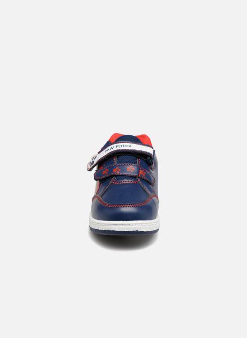 Baskets Pat Patrouille Origami Bleu vue portées chaussures