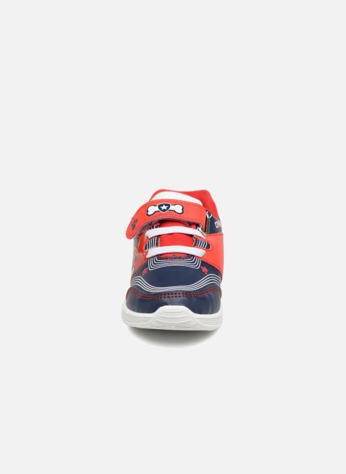 Baskets Pat Patrouille Nomade Bleu vue portées chaussures