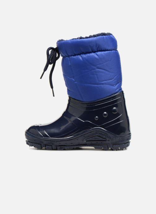 Chaussures de sport Pat Patrouille Scratch Bleu vue face