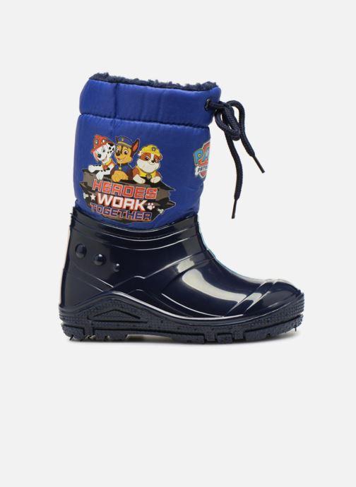 Chaussures de sport Pat Patrouille Scratch Bleu vue derrière