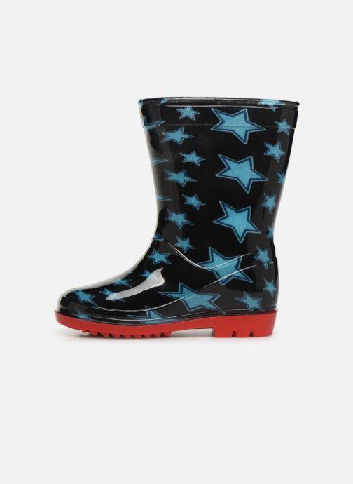 Stiefel Pat Patrouille Sahara blau ansicht von vorne