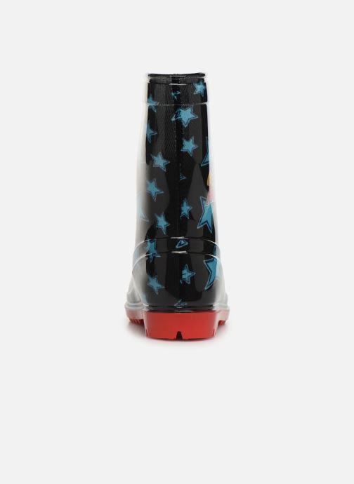 Stiefel Pat Patrouille Sahara blau ansicht von rechts