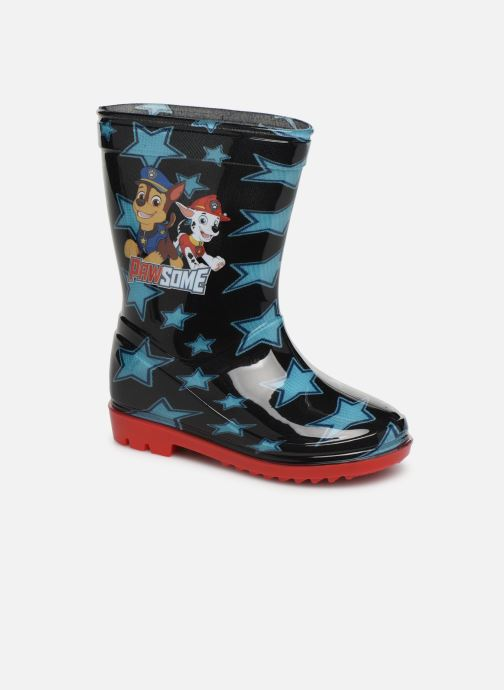 Boots & wellies Pat Patrouille Sahara Blue detailed view/ Pair view