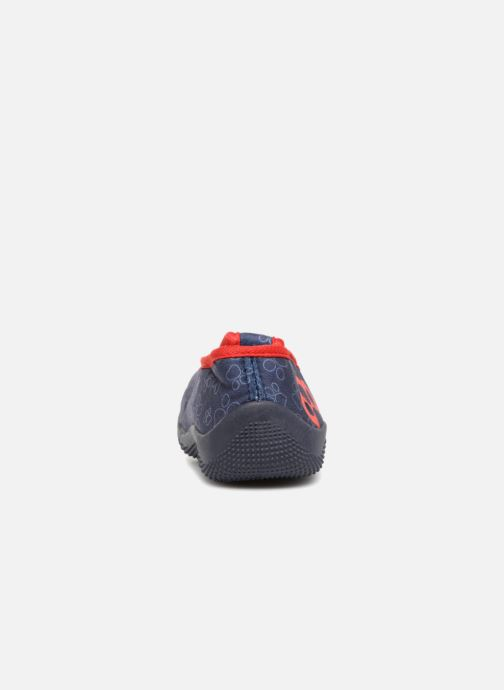 Slippers Pat Patrouille Serba Boy Blue view from the right