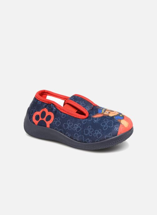 Slippers Pat Patrouille Serba Boy Blue detailed view/ Pair view