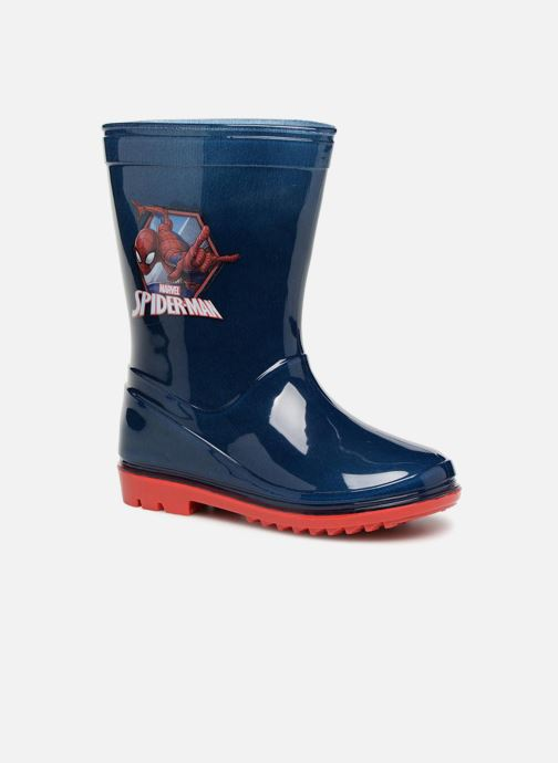 Boots & wellies Spiderman Sobrado Blue detailed view/ Pair view