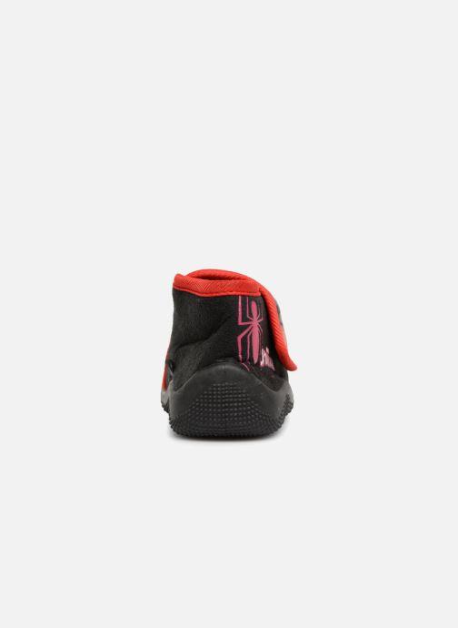 Pantofole Spiderman Sabir Nero immagine destra