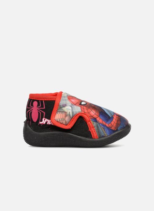 Pantofole Spiderman Sabir Nero immagine posteriore