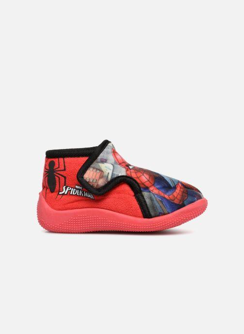 Pantoffels Spiderman Sabir Rood achterkant