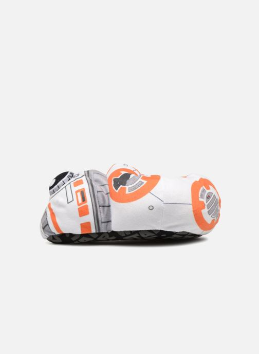 Pantoffels Star Wars Symphorien Wit voorkant