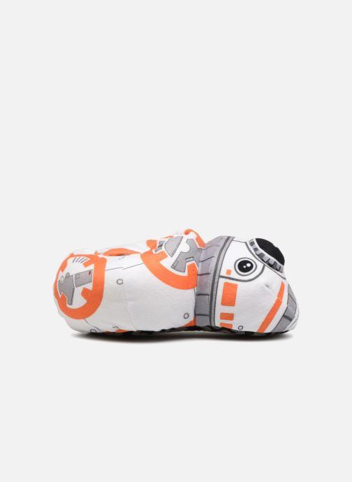 Pantoffels Star Wars Symphorien Wit achterkant