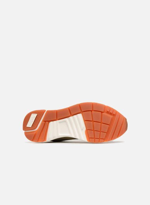 Baskets Pepe jeans FOSTER ITAKA Marron vue haut