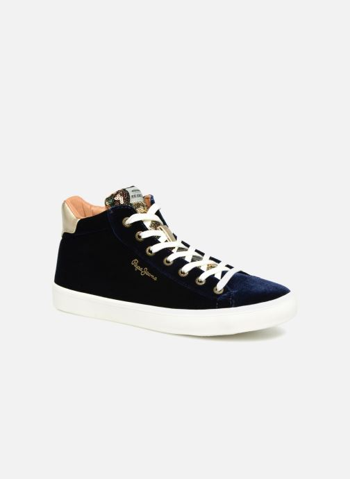 Trainers Pepe jeans STARK SEQUINS Blue detailed view/ Pair view
