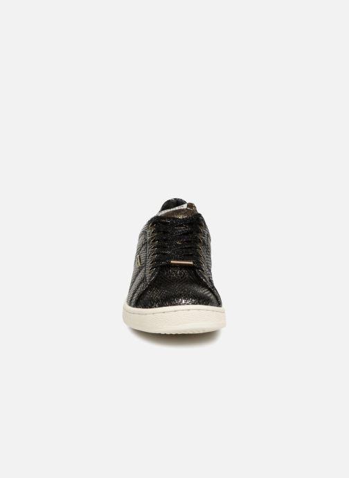 Baskets Pepe jeans BROMPTON COCK Noir vue portées chaussures