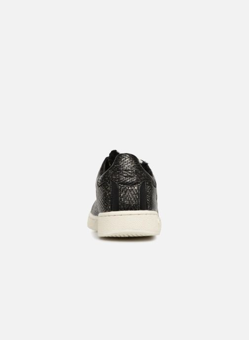 Baskets Pepe jeans BROMPTON COCK Noir vue droite