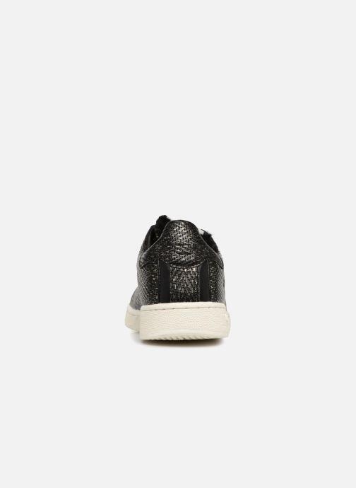 Sneakers Pepe jeans BROMPTON COCK Nero immagine destra