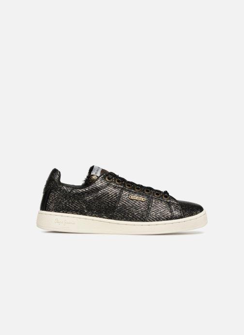 Sneakers Pepe jeans BROMPTON COCK Zwart achterkant