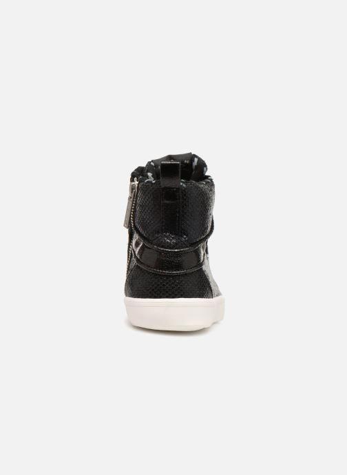 Baskets Pepe jeans STARK LUXOR Noir vue droite