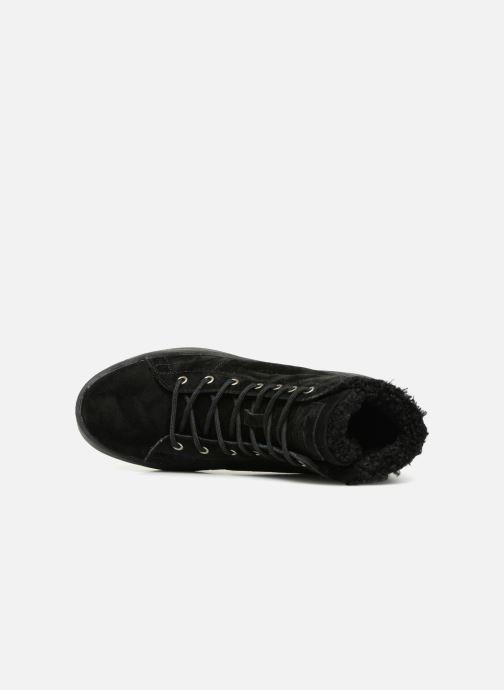 Baskets Pepe jeans BRIXTON GOOSE Noir vue gauche