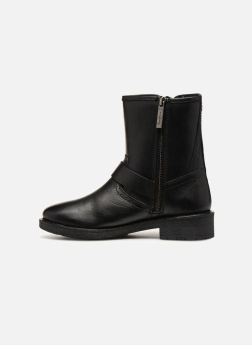 Bottines et boots Pepe jeans MADDOX ALLYS Noir vue face