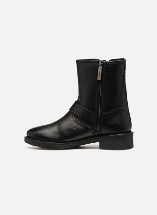 Bottines et boots Pepe jeans MADDOX ALLYS Noir vue face