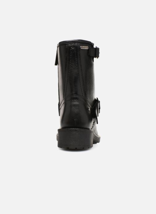 Bottines et boots Pepe jeans MADDOX ALLYS Noir vue droite