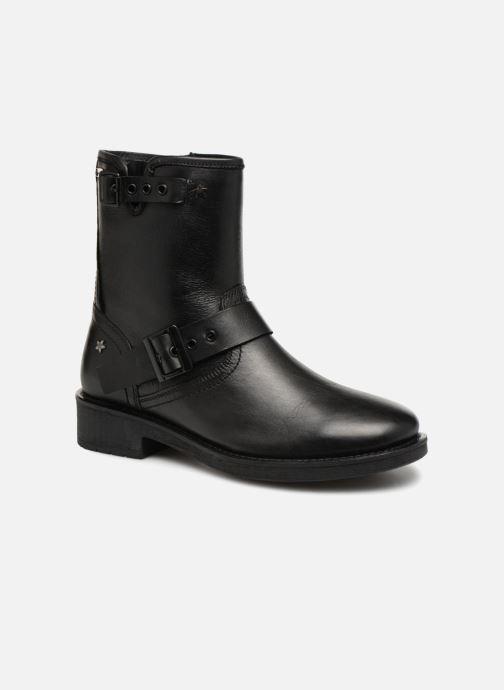 Bottines et boots Pepe jeans MADDOX ALLYS Noir vue détail/paire