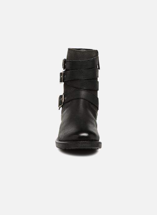 Ankle boots Pepe jeans MADDOX STRAPS Black model view