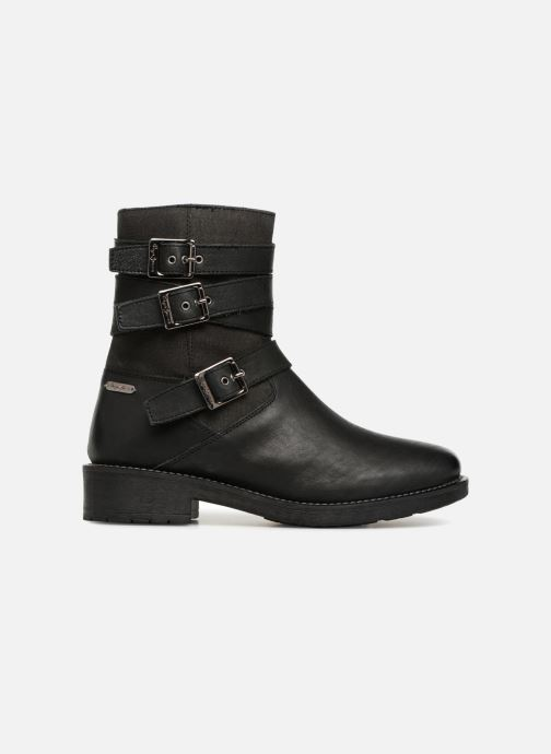 Ankle boots Pepe jeans MADDOX STRAPS Black back view