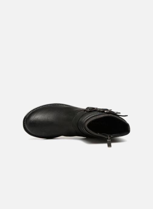 Bottines et boots Pepe jeans MADDOX STRAPS Noir vue gauche