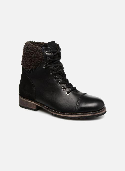 Stiefeletten   Boots Pepe jeans MELTING WARM schwarz detaillierte  ansicht modell f83604eba9