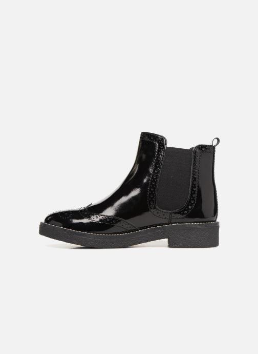 Bottines et boots Pepe jeans SAVILE GLASS Noir vue face