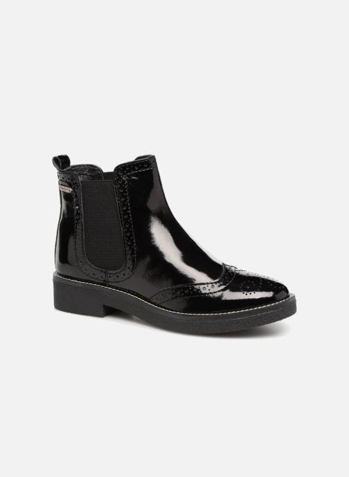 Bottines et boots Pepe jeans SAVILE GLASS Noir vue détail/paire