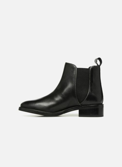 Bottines et boots Pepe jeans DEVON BASIC Noir vue face