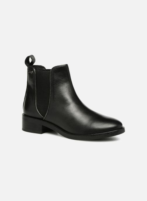 Bottines et boots Pepe jeans DEVON BASIC Noir vue détail/paire