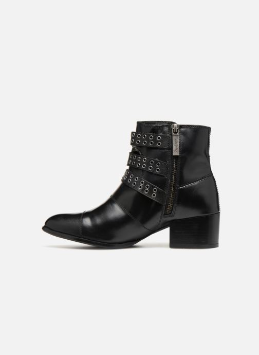 Bottines et boots Pepe jeans WATERLOO BERLIN Noir vue face