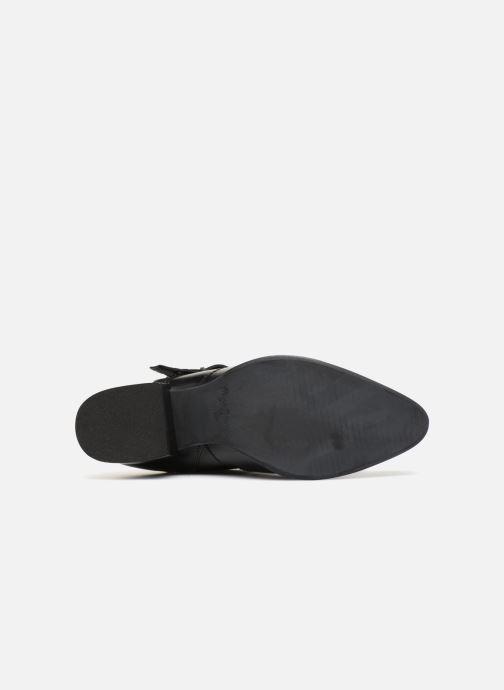 Bottines et boots Pepe jeans WATERLOO BERLIN Noir vue haut