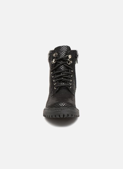 Stiefeletten & Boots Pepe jeans COLLIE SKY schwarz schuhe getragen