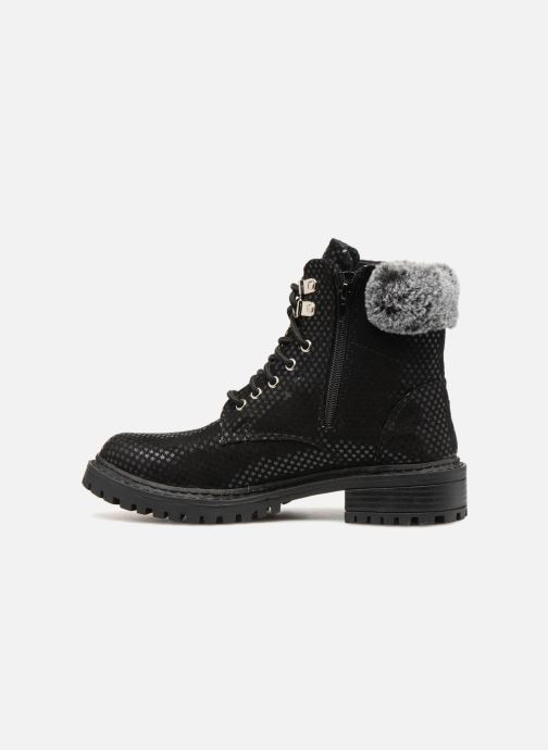 Stiefeletten & Boots Pepe jeans COLLIE SKY schwarz ansicht von vorne