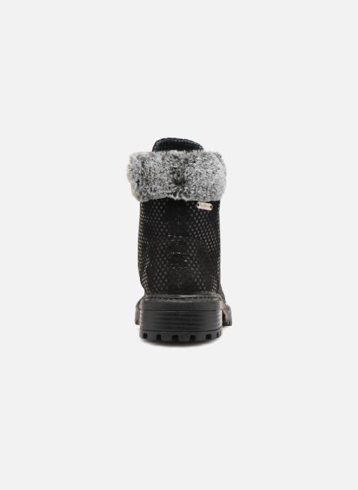 Bottines et boots Pepe jeans COLLIE SKY Noir vue droite