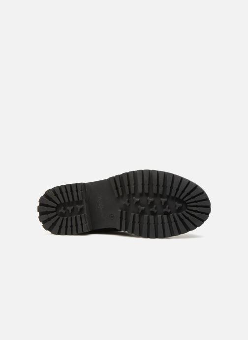 Stiefeletten & Boots Pepe jeans COLLIE SKY schwarz ansicht von oben