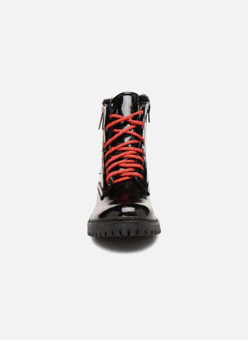Bottines et boots Pepe jeans COLLIE SURI Noir vue portées chaussures